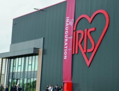 Le japonais Iris Ohyama va construire une usine de masques en Seine-et-Marne