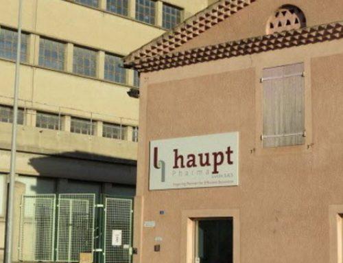 """Livron-sur-Drôme : Haupt Pharma choisie pour le plan """"France Relance"""""""