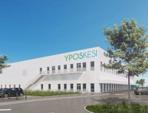 YposKesi va fortement accroître sa capacité de production de médicaments à Evry