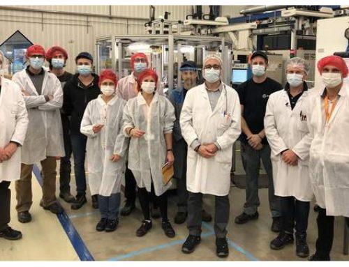 NG Biotech (35) se tourne vers Albéa (56) pour fabriquer une partie des pièces plastiques de ses tests
