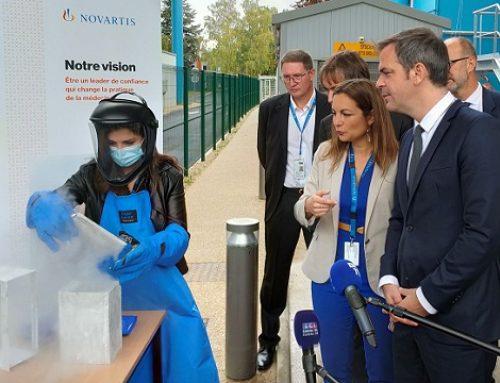 Novartis :  Une thérapie cellulaire innovante contre les cancers produite aux Ulis