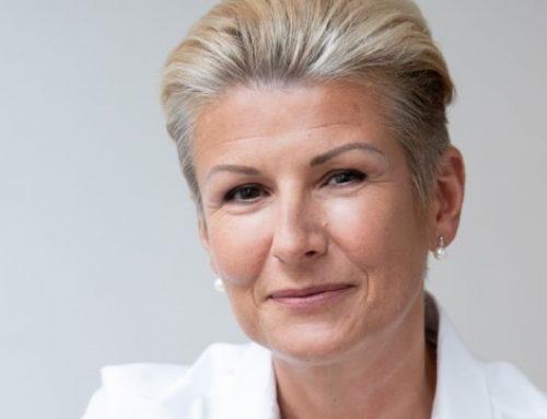 «Notre gamme cosmétique concerne tout patient touché par le cancer», explique Isabelle Guyomarch, fondatrice du laboratoire Ozalys